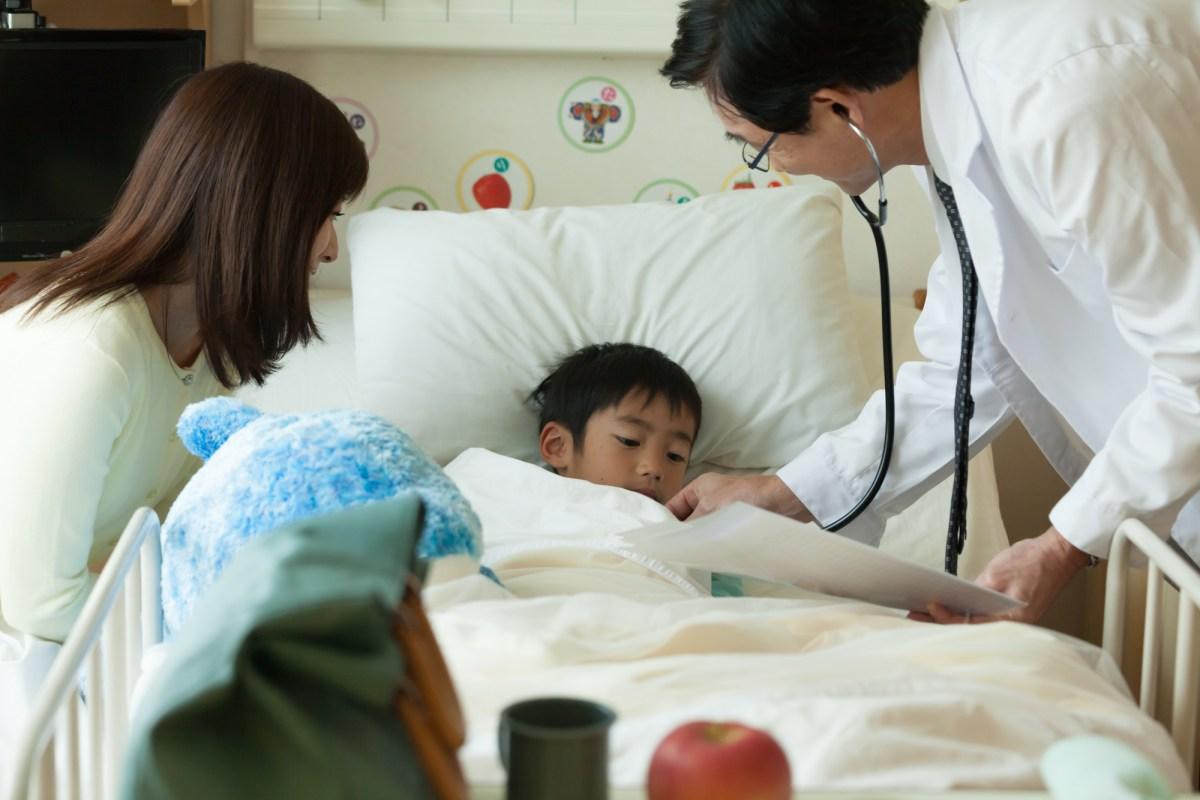 病院付き添いに関するアンケート