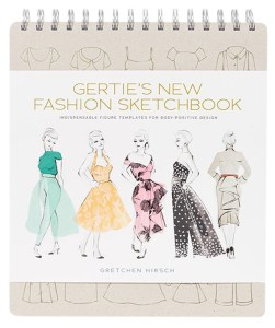 GertieNewSketchbookCover