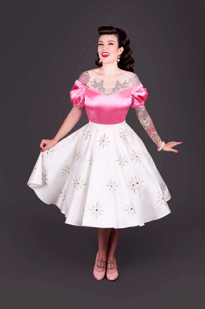 Free Circle Skirt