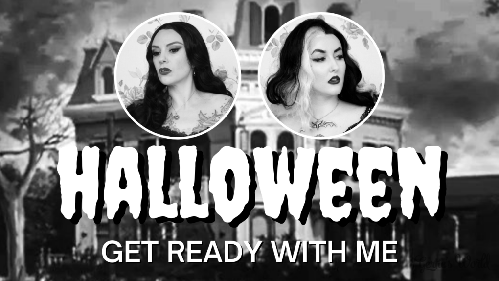 Halloween Get Ready with Me