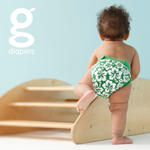 , gDiapers Introduces New Limited Edition gPants Too Cute To Cover Up