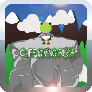 #GirlGame Cliff Diving Lily From Cliff Diving Rush Girl Game