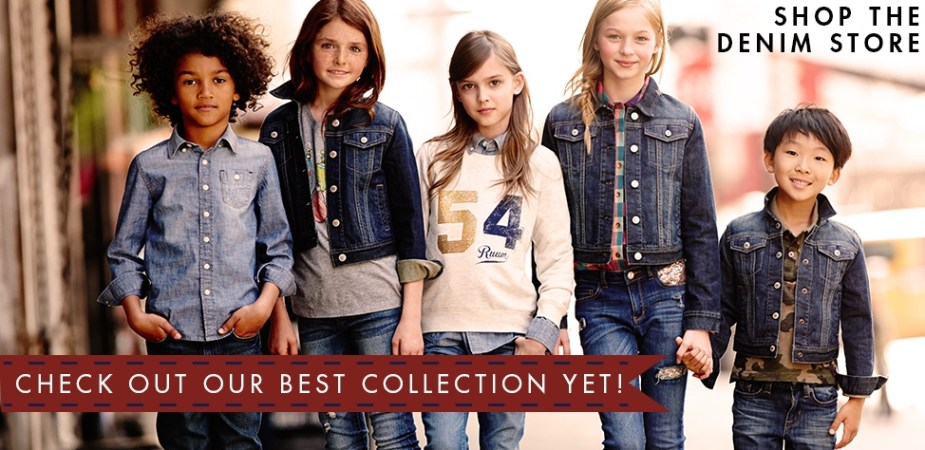 RUUM, RUUM American Kid's Wear Fall 2014 Collection Highlights