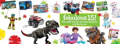2014 Holiday Hot Toy List