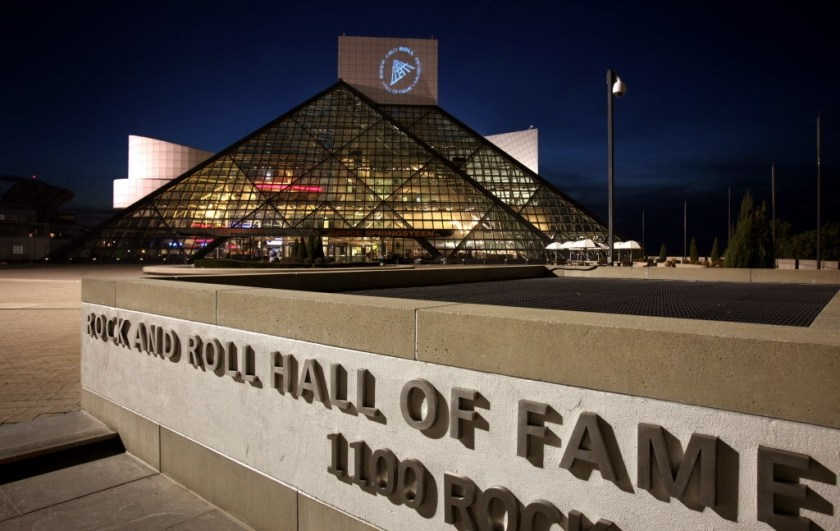 Cleveland OH The Rock and Roll Hall of Fame CharmPosh