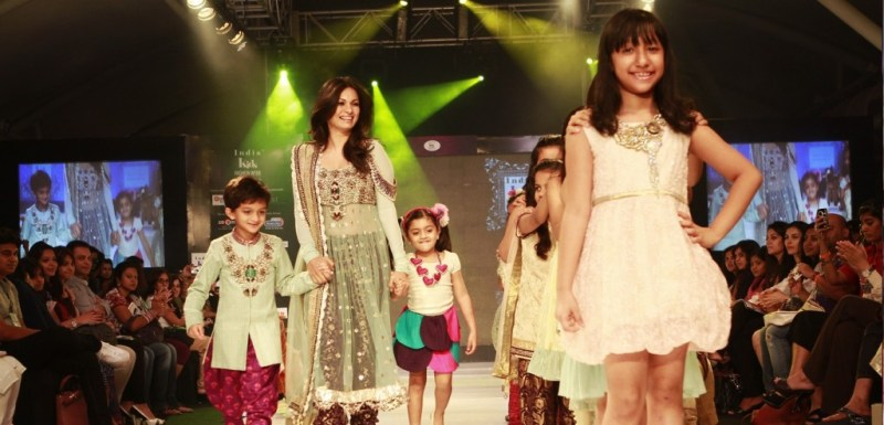 India Kids Fashion Show 2015 3