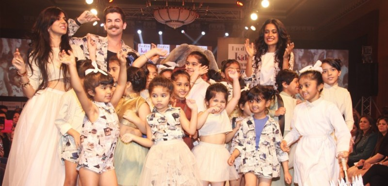 India Kids Fashion Show 2015 main