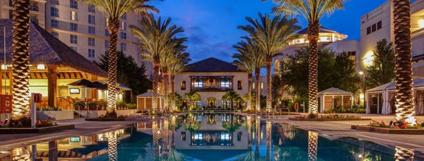 Gaylord Palms Resort Convention Center CharmPosh Family Vacations