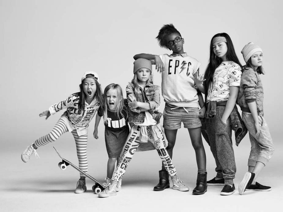 First Look GapKidsxED Gap Kids CharmPosh #KidsFashion Header