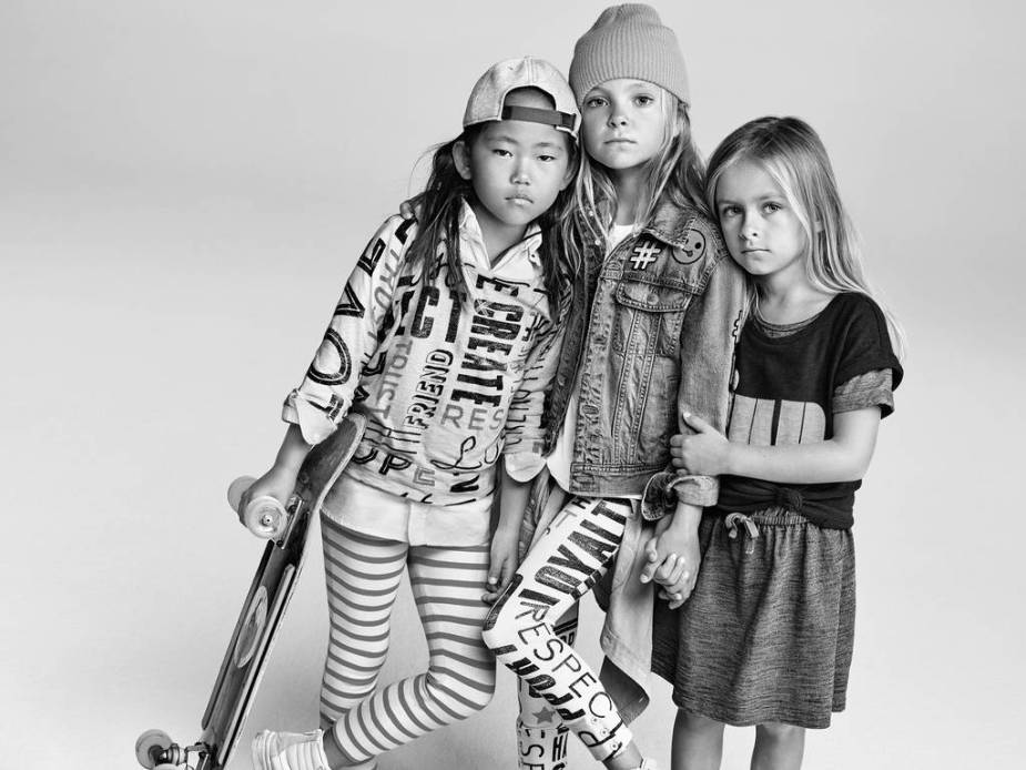 First Look GapKidsxED Gap Kids CharmPosh #KidsFashion