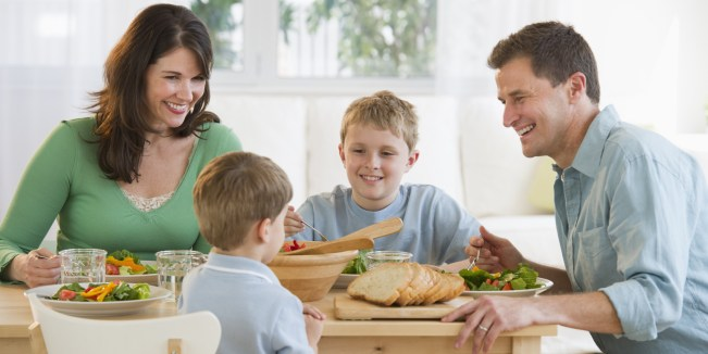 Take Back The Table, Take Back The Table Getting Family Meal Time Together