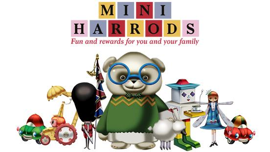 Harrods Mini Superbrands CharmPosh main1