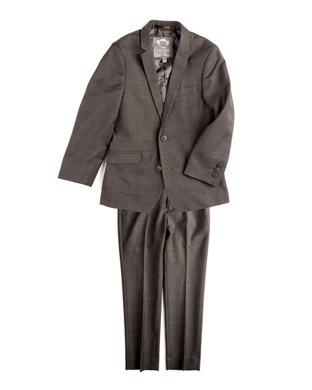 appaman-mod-check-two-piece-suit-charcoal-charm-posh-nm-littles