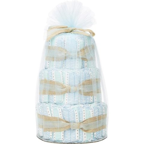 The Honest Company Diaper Cakes CharmPosh 3