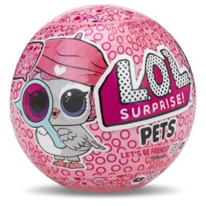Eye Spy Pets by LOL Surprise CHARMPOSH