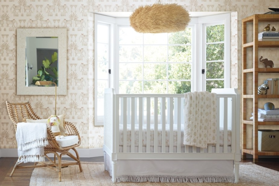 The Explorer Nursery CharmPosh