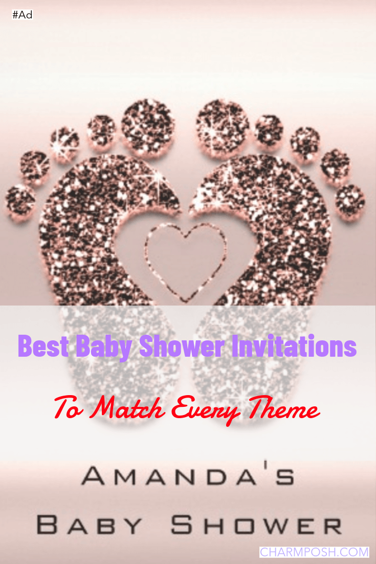 Best-Baby-Shower-Invitations-To-Match-Every-Theme-CharmPosh