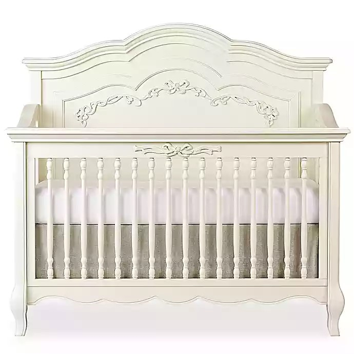 Evolur Aurora 5-in-1 Convertible Crib CharmPosh Baby Cribs