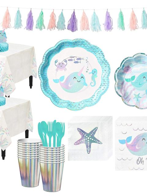 Baby-Narwhal-Baby-Shower-Ideas-CharmPosh