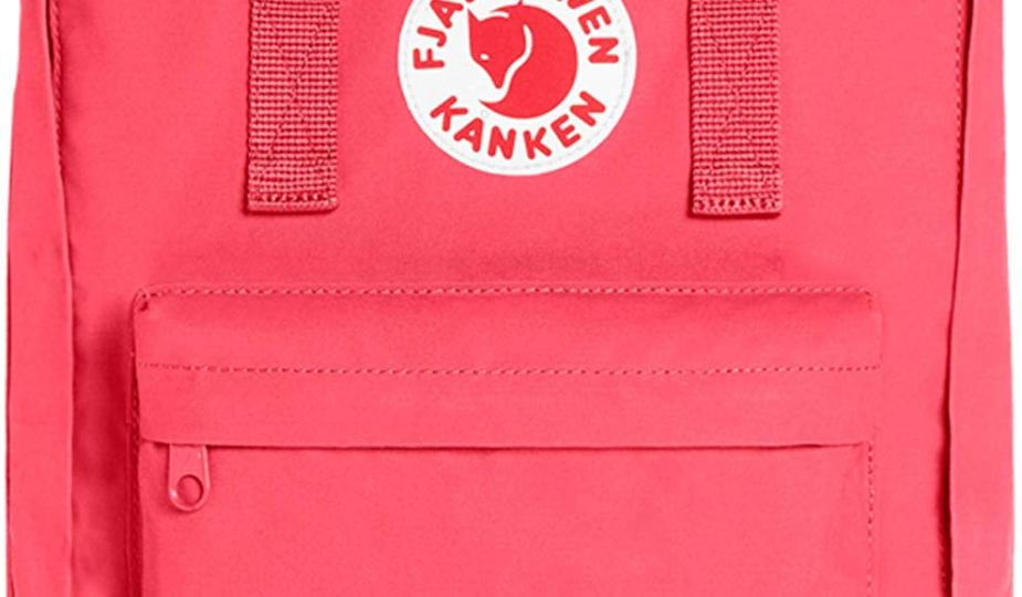Peachy-Pink-Backpack-Every-Day-By-Fjallraven-Kanken-CharmPosh