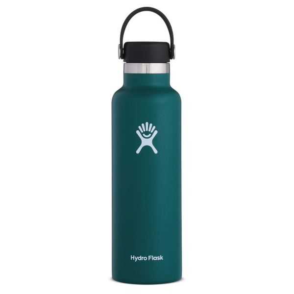 Hydro Flask Standard Mouth Water Bottle With Flex Cap CharmPosh