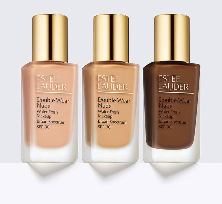 ESTÉE-LAUDER-Double-Wear-Nude-Water-Fresh-Makeup-SPF-25-Foundation-VSCO-Girl-Makeup-CharmPosh