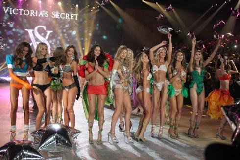 Victoria's secret fashion show 2012 - Charonbelli's blog mode