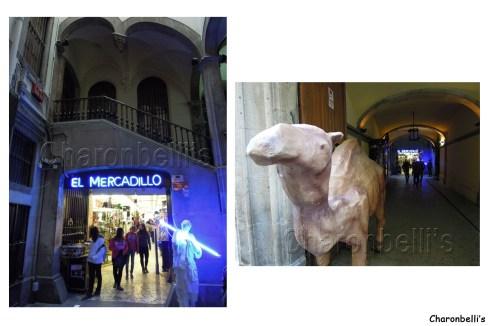El Mercadillo - Charonbelli's blog mode