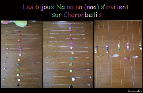 Bijoux Na na na naa - Charonbelli's blog mode