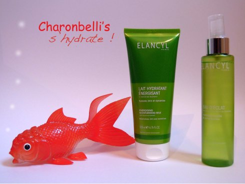 Charonbelli's s'hydrate - Charonbelli's blog beauté
