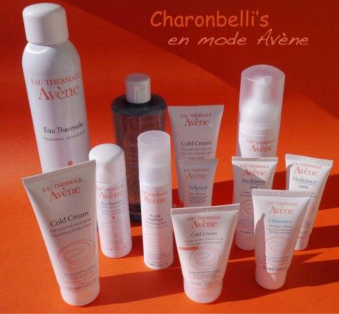 L'invasion Avène dans ma salle de bain - Charonbelli's blog beauté