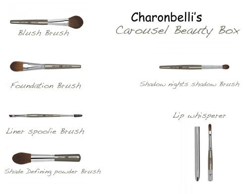 Carousel Beauty Box e-shop Tiaelo - Charonbelli's blog beauté