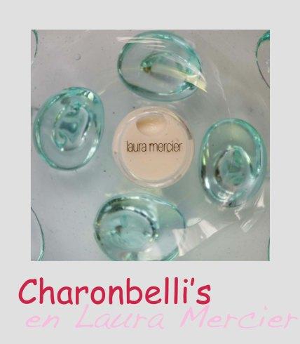 Charonbelli's en Laura Mercier - crème pour le corps - Charonbelli's blog beauté
