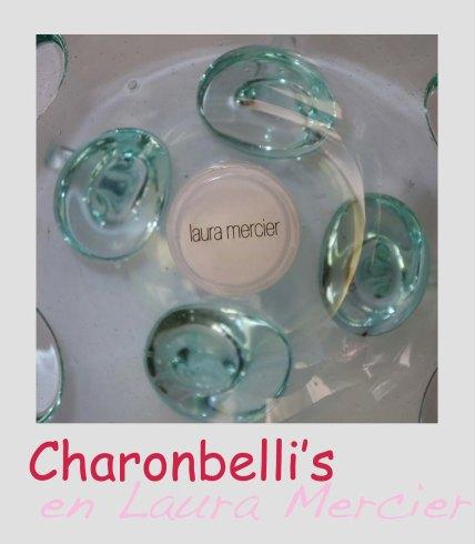 Charonbelli's en Laura Mercier - primer mineral - Charonbelli's blog beauté