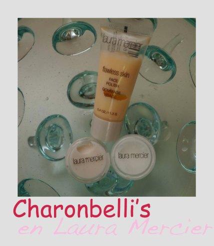 Charonbelli's en Laura Mercier