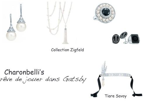 Tiffany & Co et Gatsby le magnifique - Charonbelli's blog mode