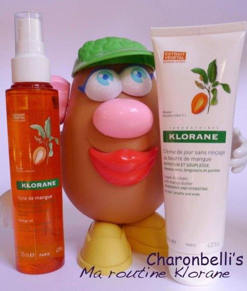 Ma routine Klorane (2) - Charonbelli's blog beauté