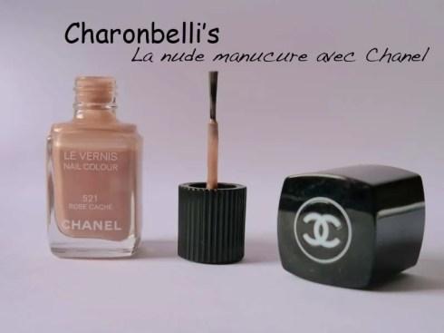 La nude manucure selon Chanel (1) - Charonbelli's blog beauté
