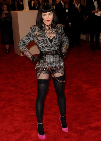 Madonna au Met Ball - Charonbelli's blog mode