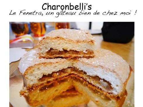Le Fenetra, un gâteau bien de chez moi (2) - Charonbelli's blog de cuisine