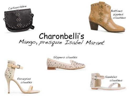 Mango, presque Isabel Marant (*sélection shopping*) - Charonbelli's blog mode
