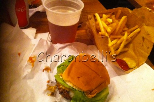 Burger Joint Parker Meridien New York (1) - Charonbelli's blog voyages