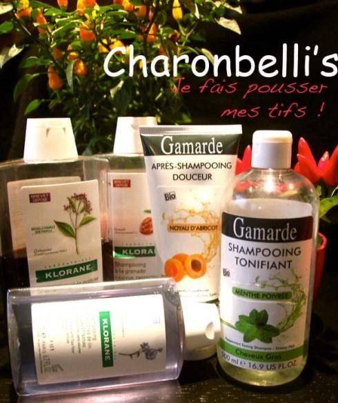 Ma routine capillaire pour faire pousser mes cheveux (1)- Charonbelli's blog beauté