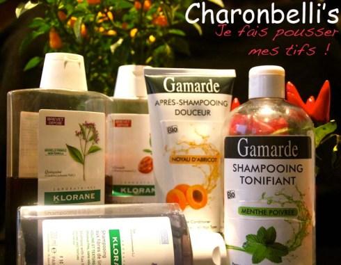 Ma routine capillaire pour faire pousser mes cheveux - Charonbelli's blog beauté