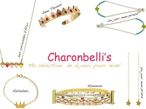 Ma sélection bijoux pour Noël avec Monshowroom - Charonbelli's
