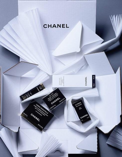 le e-shop beauté Chanel - Charonbelli's blog beauté