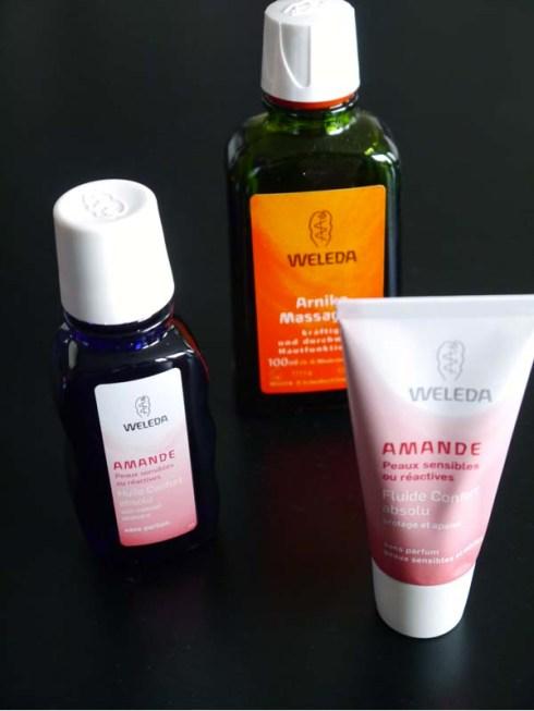 La nouvelle gamme pour peaux sensibles à l'amande Weleda (1) - Charonbelli's blog beauté