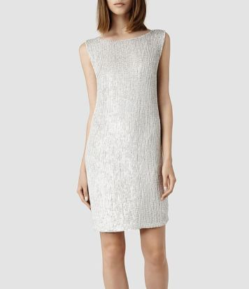 Gwen dress All Saints - Charonbelli's blog mode