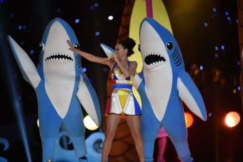 Katy Perry - Half time Super Bowl 2015 (2)- Charonbelli's blog mode et beauté