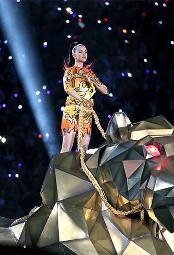 Katy Perry - Half time Super Bowl 2015 (5)- Charonbelli's blog mode et beauté